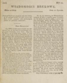 Wiadomości Brukowe. Nr 58 (1818)