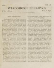 Wiadomości Brukowe. Nr 76 (1818)