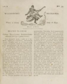 Wiadomości Brukowe. Nr 77 (1818)