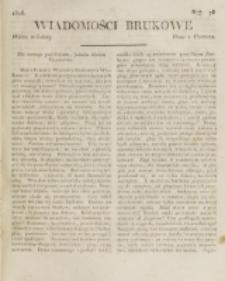 Wiadomości Brukowe. Nr 78 (1818)
