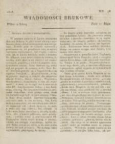 Wiadomości Brukowe. Nr 75 (1818)