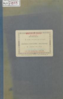 Sprawozdanie z Działalności Miejskich Wodociągów i Kanalizacji w Lublinie na Rok Budżetowy1937/1938
