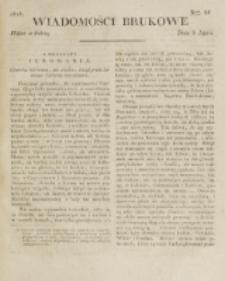 Wiadomości Brukowe. Nr 83 (1818)