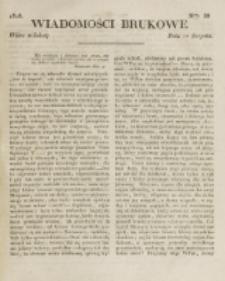 Wiadomości Brukowe. Nr 88 (1818)