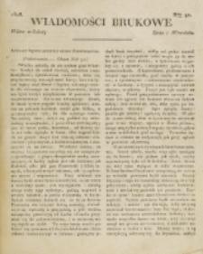 Wiadomości Brukowe. Nr 92 (1818)