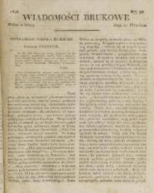 Wiadomości Brukowe. Nr 94 (1818)