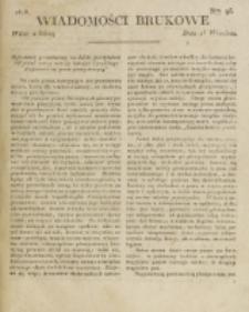 Wiadomości Brukowe. Nr 95 (1818)