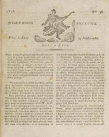 Wiadomości Brukowe. Nr 98 (1818).