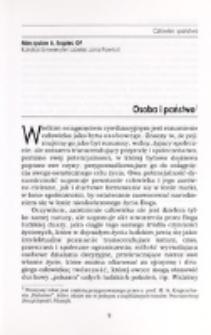 Osoba i państwo / Mieczysław A. Krąpiec.