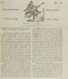 Wiadomości Brukowe. Nr 233 (1821)