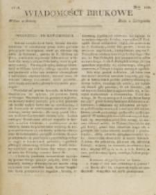 Wiadomości Brukowe. Nr 100 (1818)