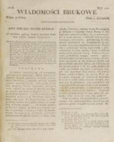 Wiadomości Brukowe. Nr 101 (1818)