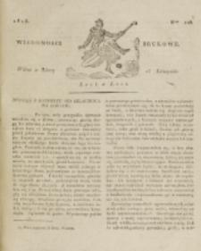 Wiadomości Brukowe. Nr 103 (1818)