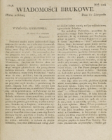 Wiadomości Brukowe. Nr 104 (1818)