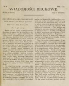 Wiadomości Brukowe. Nr 105 (1818)