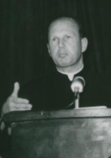 Sobór Watykański II, 23-25.VIII.1961 : dostojni prelegenci, ks. dr A. Bardecki
