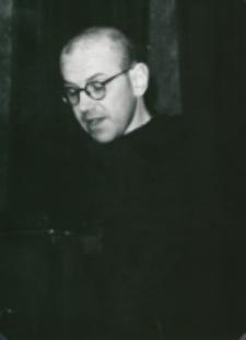 Sobór Watykański II, 23-25.VIII.1961 : dostojni prelegenci, o. Er. Małczyński OSB