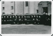 Sobór Watykański II, 23-25.VIII.1961 : uczestników było dużo, chociaż nie wszyscy są na zdjęciu