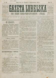 Gazeta Lubelska : pismo rolniczo-przemysłowo-handlowe i literackie. R. 11, nr 220 (1886)
