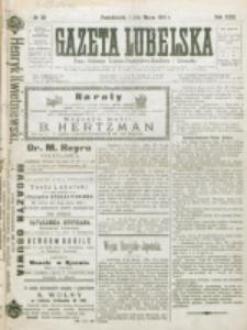 Gazeta Lubelska : pismo rolniczo-przemysłowo-handlowe i literackie. R. 29, nr 58 (1904)