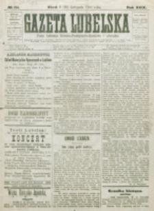 Gazeta Lubelska : pismo rolniczo-przemysłowo-handlowe i literackie. R. 29, nr 254 (1904)