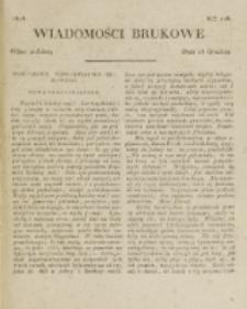 Wiadomości Brukowe. Nr 108 (1818)