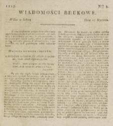Wiadomości Brukowe. Nr 8 (1817)