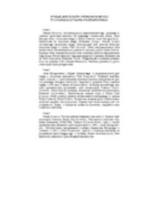 Studia z Prawa Wyznaniowego.Wykaz artykułów T. 1-3
