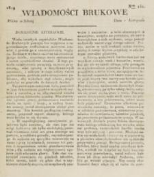 Wiadomości Brukowe. Nr 152 (1819)