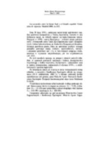 Recenzja : Los acuerdos entre la Santa Sede y el Estado español. Veinte años de vigencia, Madrid 2001, ss. 212.