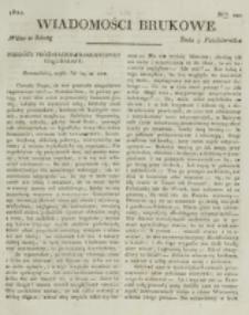 Wiadomości Brukowe. Nr 201 (1820)