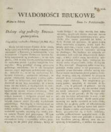 Wiadomości Brukowe. Nr 204 (1820)