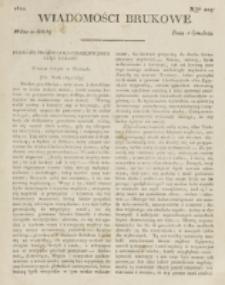 Wiadomości Brukowe. Nr 209 (1820)