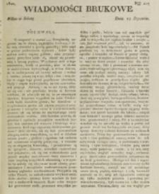 Wiadomości Brukowe. Nr 217 (1821)