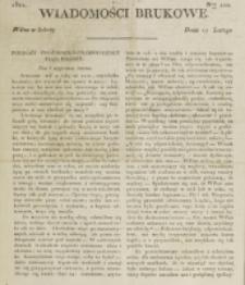 Wiadomości Brukowe. Nr 220 (1821)