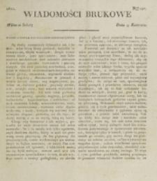 Wiadomości Brukowe. Nr 227 (1821)