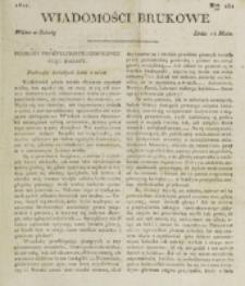 Wiadomości Brukowe. Nr 232 (1821)
