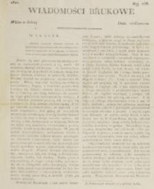 Wiadomości Brukowe. Nr 238 (1821)