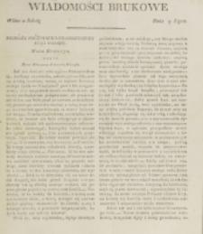 Wiadomości Brukowe. NR 240 (1821)