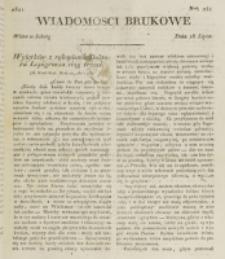 Wiadomości Brukowe. Nr 241 (1821)