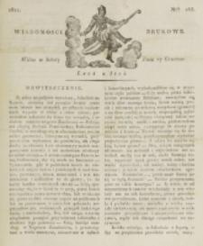 Wiadomości Brukowe. Nr 263 (1821)