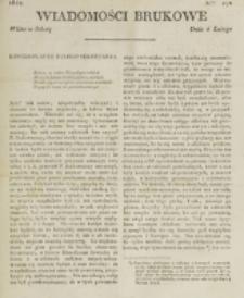 Wiadomości Brukowe. Nr 270 (1822)