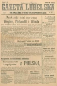 Gazeta Lubelska. R. 2, nr 224 (1946)
