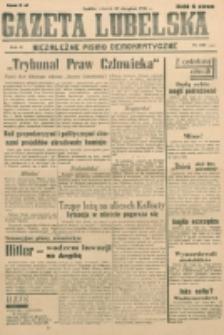 Gazeta Lubelska. R. 2, nr 228 (1946)