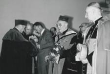 Honorowi członkowie społeczności akademickiej oraz wszyscy pozostali Goście