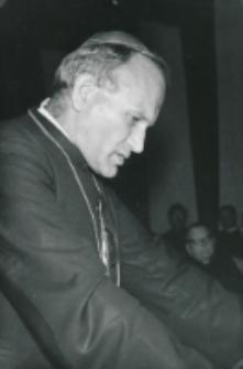 Ks. Metropolita Karol Wojtyła...