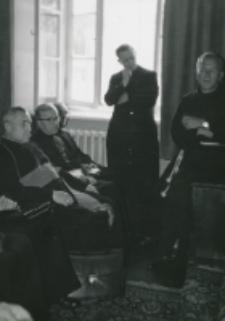 Ks. Bp Jaroszewicz jeden z czcigodnych prelegentów