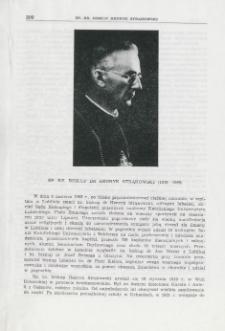 ŚP. Ks. Biskup dr Henryk Strąkowski (1910-1965)