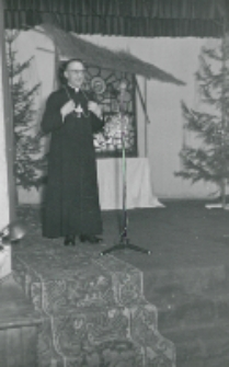 Opłatek na KUL-u aula - 13. XII. 1959