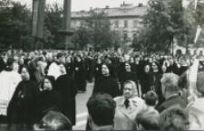 Pogrzeb Śp. Księdza Biskupa Henryka Strąkowskiego - Siostrzy zakonne
